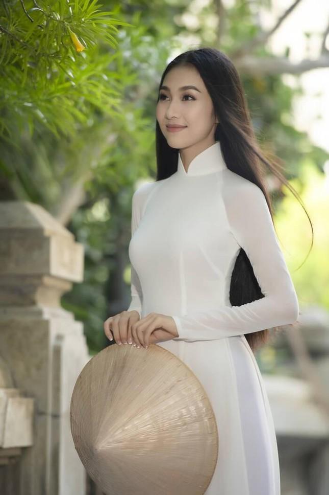 Những người đẹp Áo dài của Hoa hậu Việt Nam giờ ra sao? ảnh 12