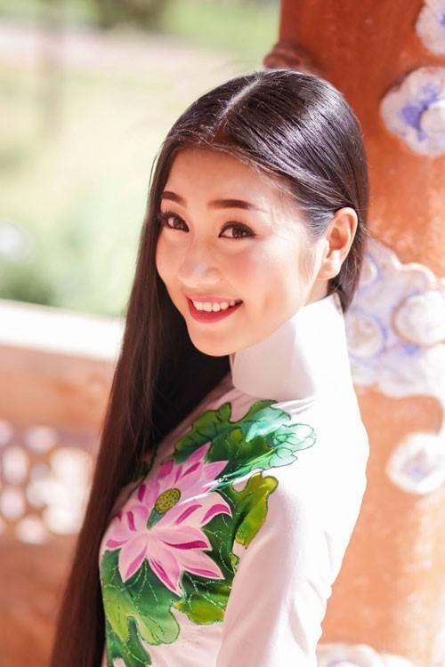 Những người đẹp Áo dài của Hoa hậu Việt Nam giờ ra sao? ảnh 13