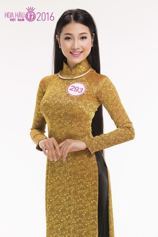 Những người đẹp Áo dài của Hoa hậu Việt Nam giờ ra sao? ảnh 10