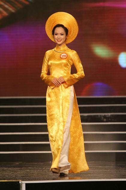 Những người đẹp Áo dài của Hoa hậu Việt Nam giờ ra sao? ảnh 20