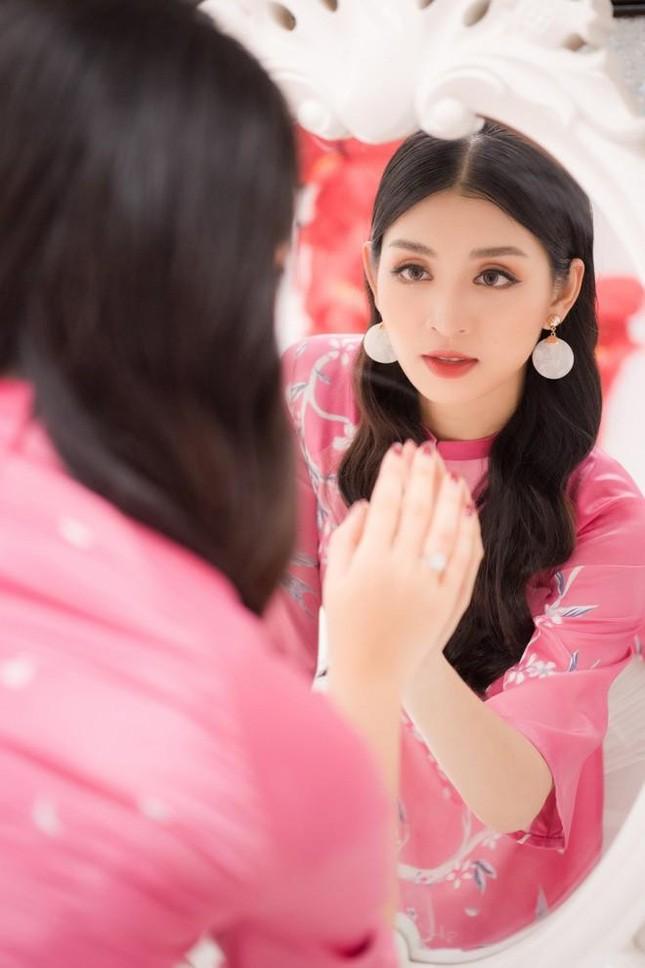 Những người đẹp Áo dài của Hoa hậu Việt Nam giờ ra sao? ảnh 6