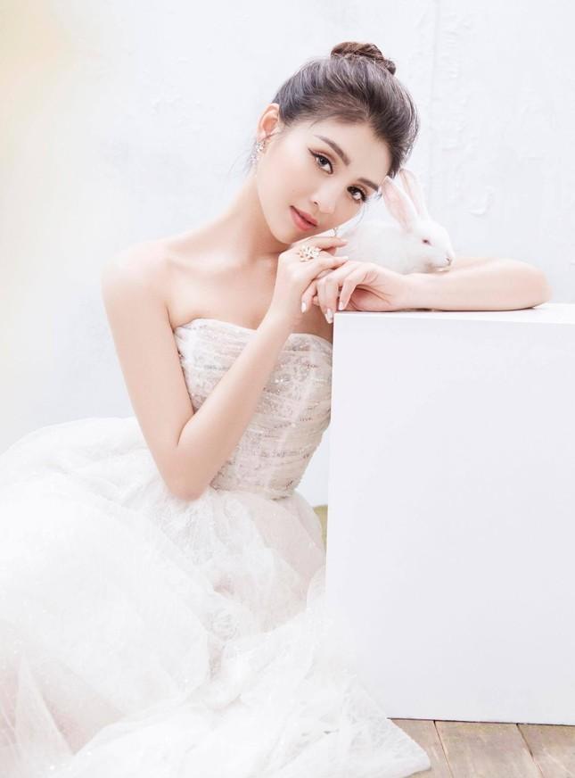 Những người đẹp Áo dài của Hoa hậu Việt Nam giờ ra sao? ảnh 8