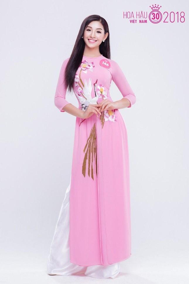 Những người đẹp Áo dài của Hoa hậu Việt Nam giờ ra sao? ảnh 5