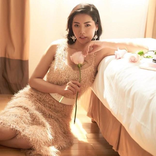 Những người đẹp Áo dài của Hoa hậu Việt Nam giờ ra sao? ảnh 19