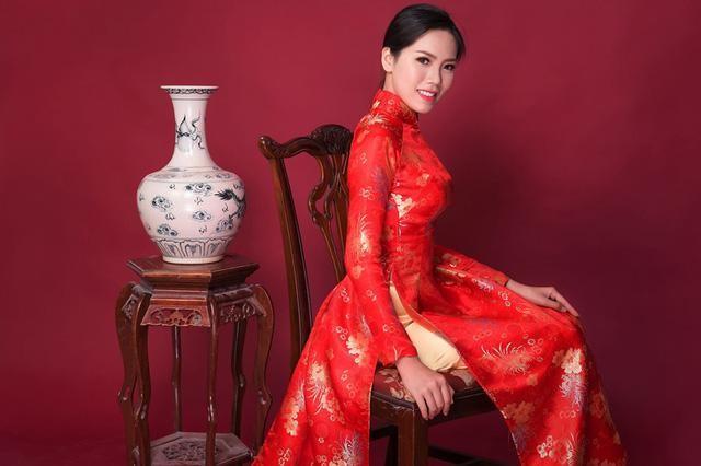 Những người đẹp Áo dài của Hoa hậu Việt Nam giờ ra sao? ảnh 15