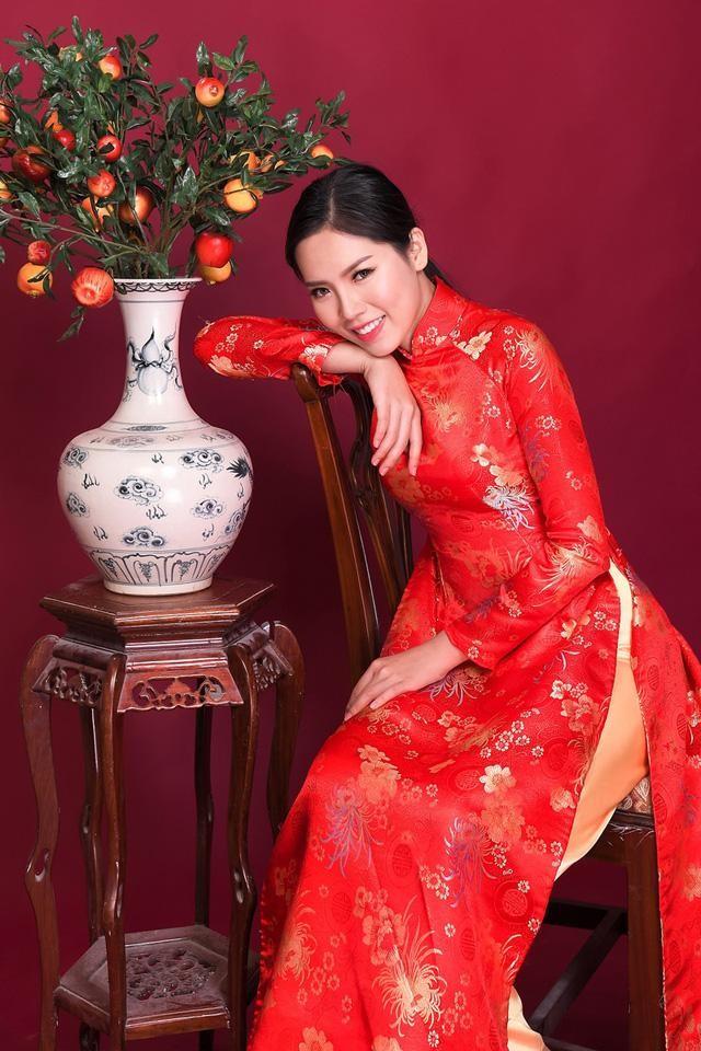 Những người đẹp Áo dài của Hoa hậu Việt Nam giờ ra sao? ảnh 16