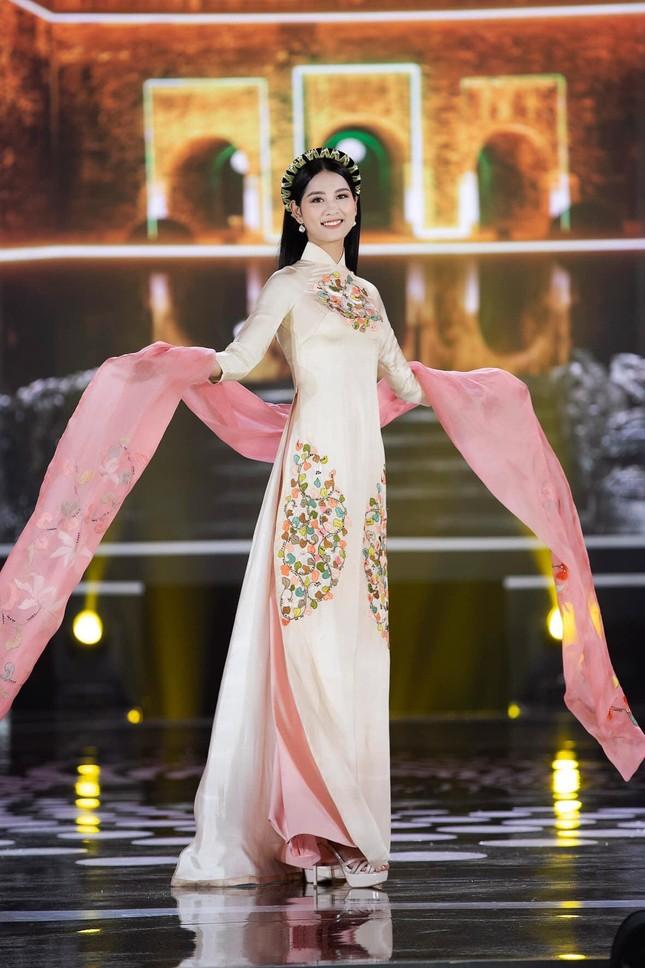 Những người đẹp Áo dài của Hoa hậu Việt Nam giờ ra sao? ảnh 1