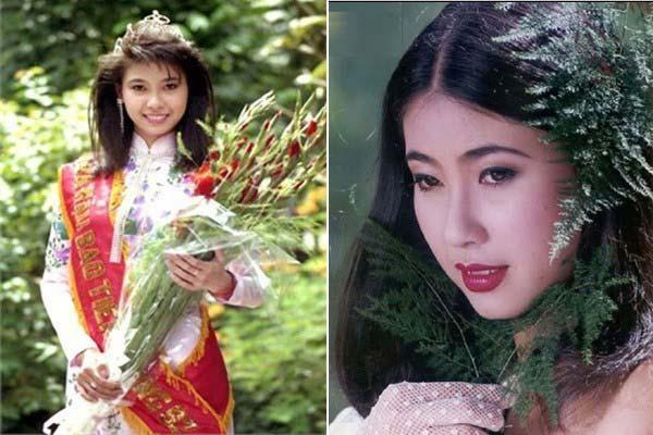 Đăng quang lúc 16 tuổi, Hà Kiều Anh trở thành Hoa hậu trẻ nhất trong lịch sử ảnh 1