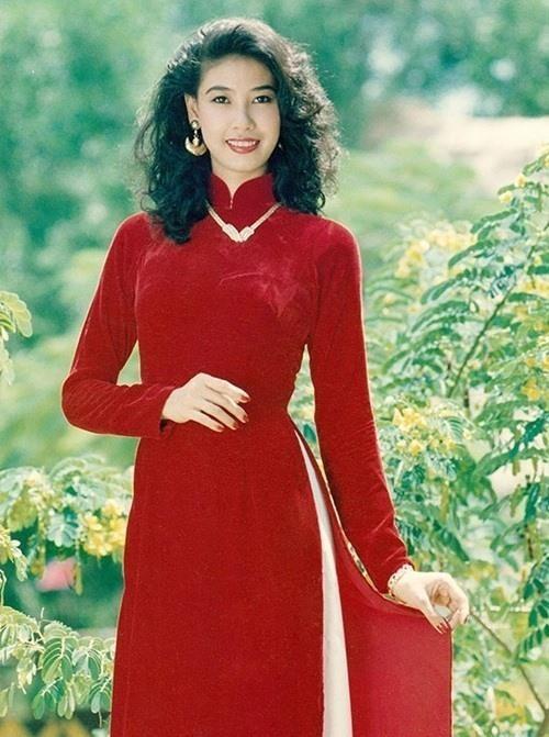 Đăng quang lúc 16 tuổi, Hà Kiều Anh trở thành Hoa hậu trẻ nhất trong lịch sử ảnh 3