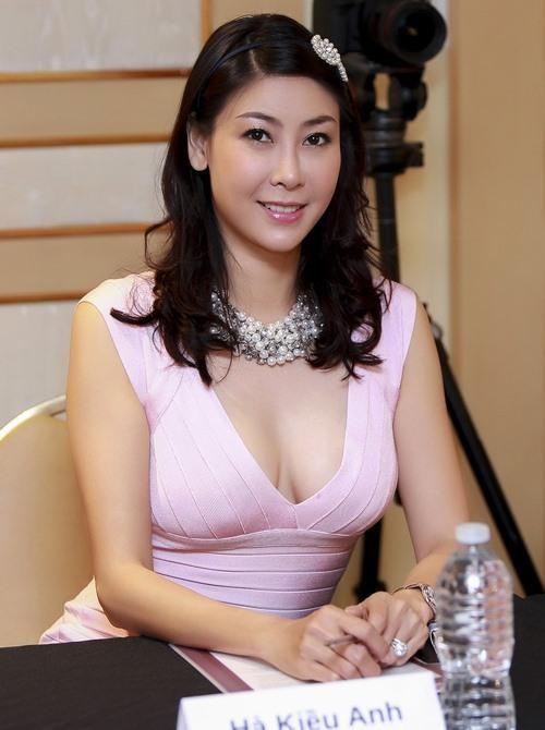 Đăng quang lúc 16 tuổi, Hà Kiều Anh trở thành Hoa hậu trẻ nhất trong lịch sử ảnh 4