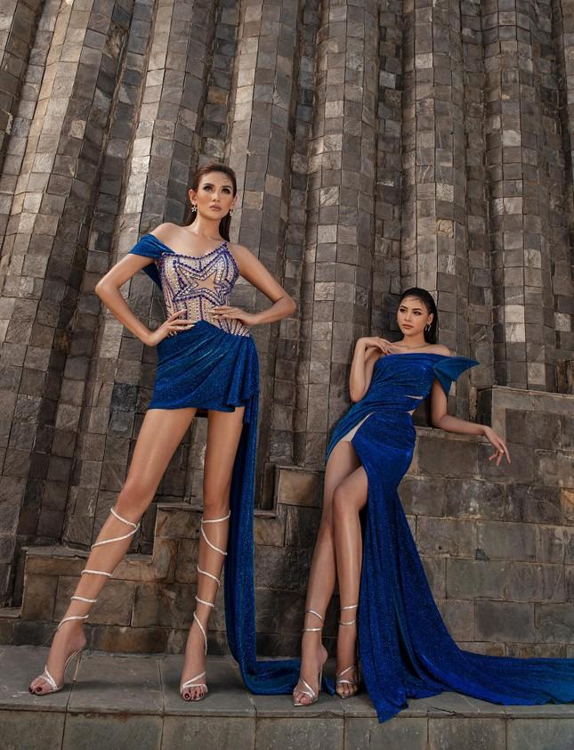 Người đẹp Biển Đào Thị Hà diện váy xẻ cao khoe chân dài miên man ảnh 7