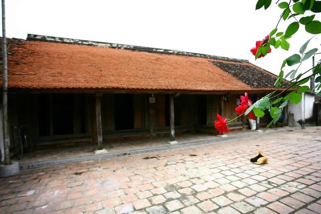 Cận cảnh nhà cổ hơn 200 tuổi ở xứ Thanh ảnh 2
