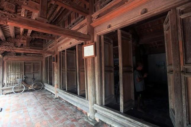 Cận cảnh nhà cổ hơn 200 tuổi ở xứ Thanh ảnh 3
