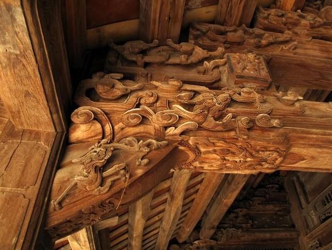 Cận cảnh nhà cổ hơn 200 tuổi ở xứ Thanh ảnh 10