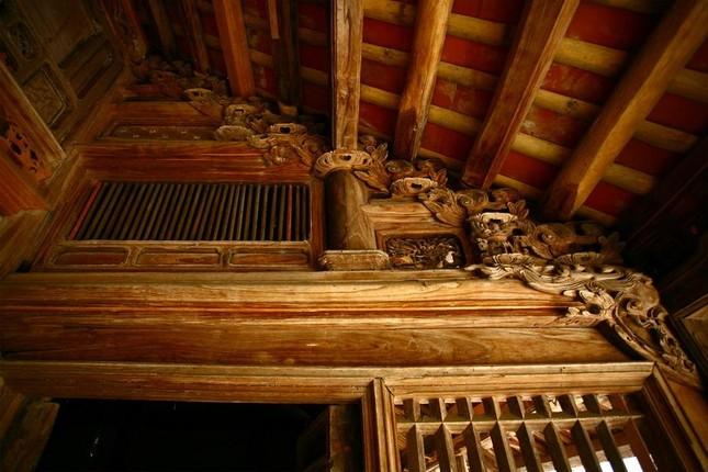 Cận cảnh nhà cổ hơn 200 tuổi ở xứ Thanh ảnh 11