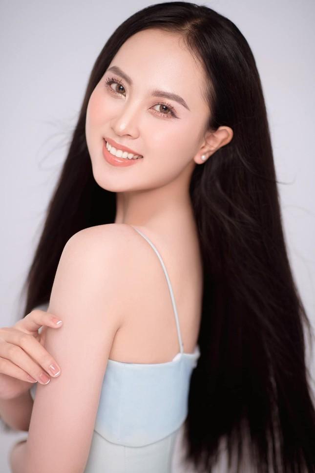 Nhan sắc ngọt ngào của người đẹp Nghệ An hai lần dự thi Hoa hậu Việt Nam ảnh 4