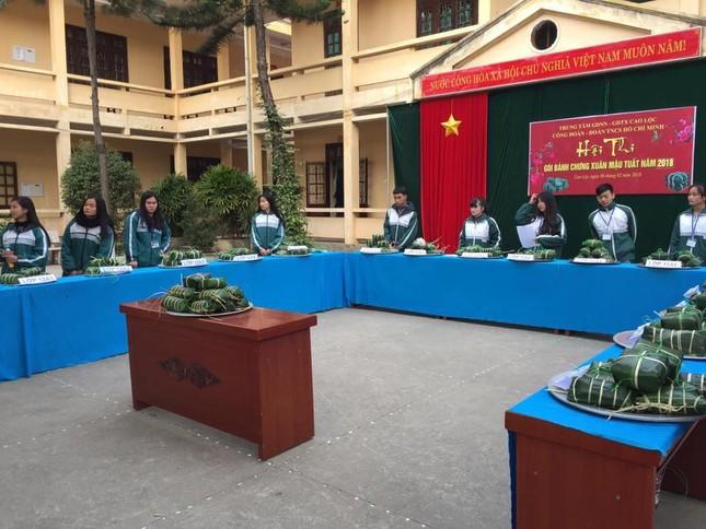 Tặng bánh chưng cho học sinh vùng cao, bệnh nhân nghèo Lạng Sơn ảnh 3