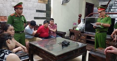 Bác tin đồn trùm ma túy đội lốt đại gia Triệu Ký Voòng được thả ảnh 2