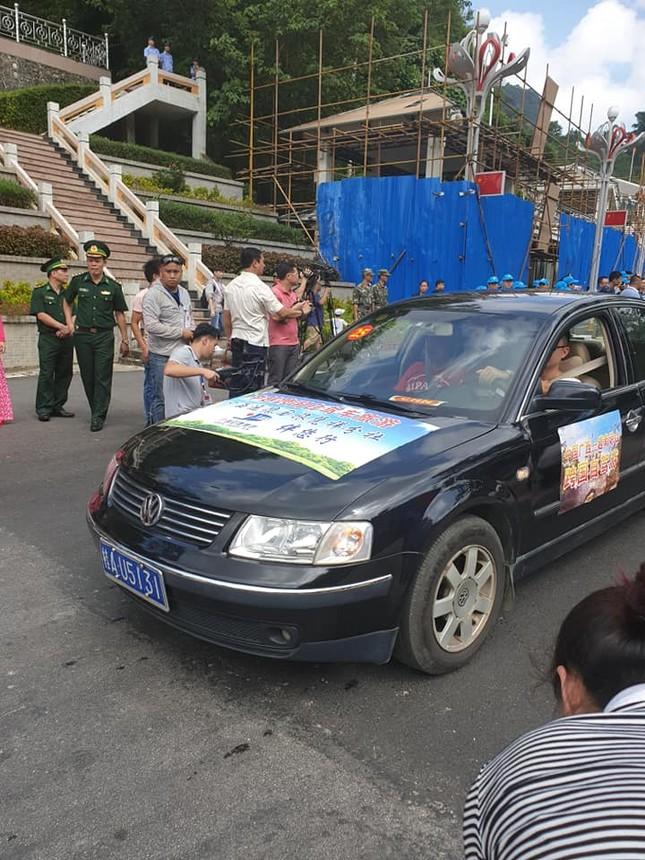 Khai thông tuyến du lịch tự lái xe qua biên giới Việt- Trung ảnh 2