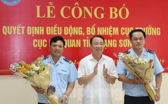 Điều động, bổ nhiệm tân Cục trưởng Hải quan tỉnh Lạng Sơn ảnh 1