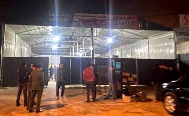 Vụ xả súng, 7 người thương vong ở Lạng Sơn: Nghi phạm chuẩn bị nhiều bom xăng ảnh 2