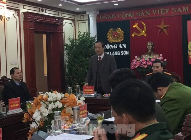 Lạng Sơn khen thưởng ban chuyên án mang bí số 102G ảnh 1