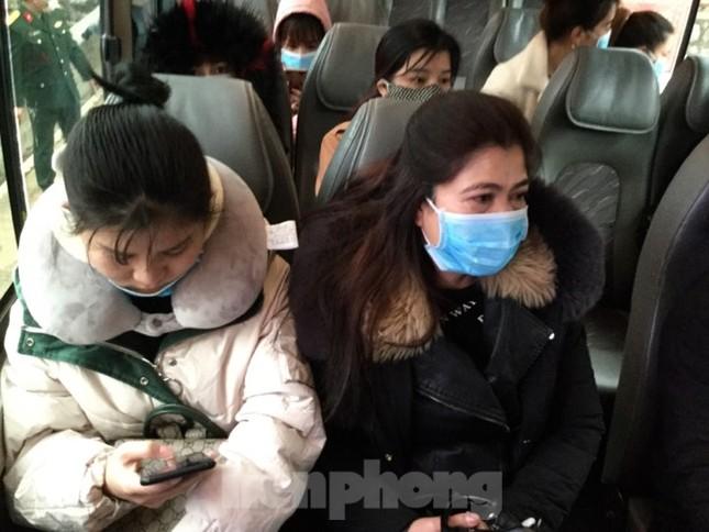 Hết thời hạn, 120 người rời khu cách ly Quân đội ở Lạng Sơn ảnh 8