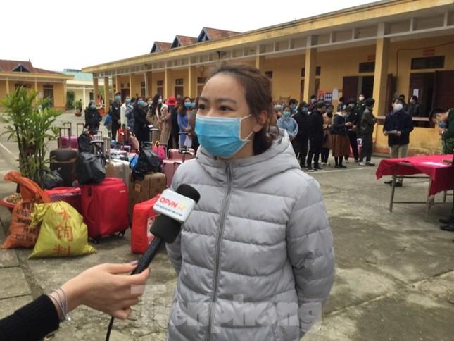 Hết thời hạn, 120 người rời khu cách ly Quân đội ở Lạng Sơn ảnh 5