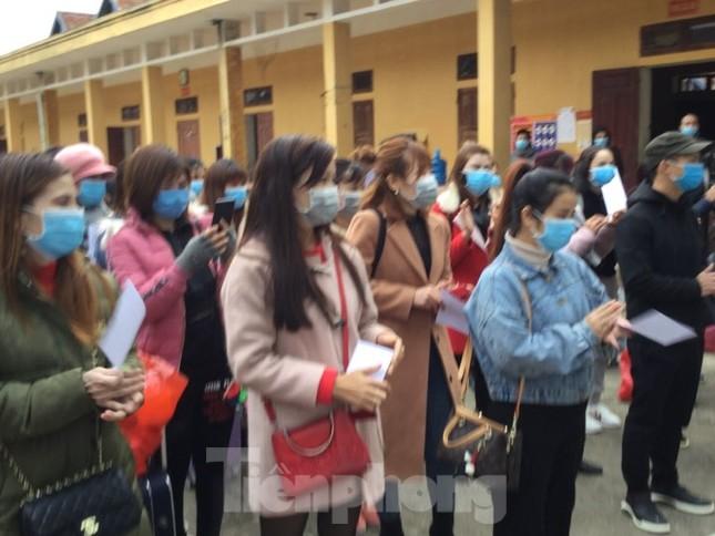 Hết thời hạn, 120 người rời khu cách ly Quân đội ở Lạng Sơn ảnh 2