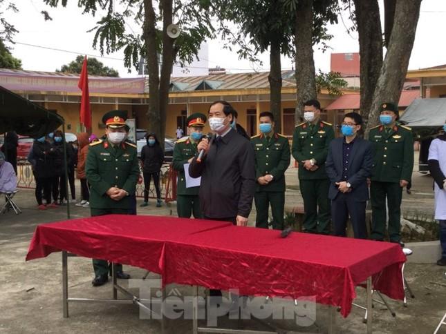 Hết thời hạn, 120 người rời khu cách ly Quân đội ở Lạng Sơn ảnh 6