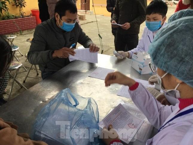 Hết thời hạn, 120 người rời khu cách ly Quân đội ở Lạng Sơn ảnh 4