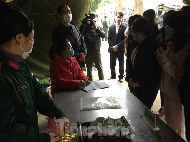 Hết thời hạn, 120 người rời khu cách ly Quân đội ở Lạng Sơn ảnh 11
