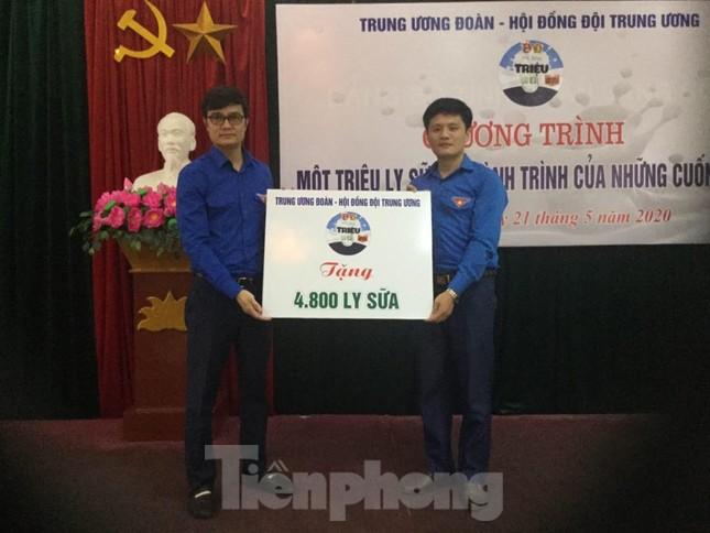 Trung ương Đoàn-Hội đồng Đội TƯ tặng quà hỗ trợ thiếu nhi Lạng Sơn ảnh 1