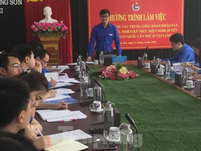 Trung ương Đoàn-Hội đồng Đội TƯ tặng quà hỗ trợ thiếu nhi Lạng Sơn ảnh 5