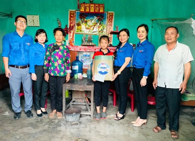 Trung ương Đoàn-Hội đồng Đội TƯ tặng quà hỗ trợ thiếu nhi Lạng Sơn ảnh 3