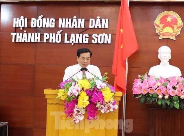 Bầu lãnh đạo chủ chốt thành phố Lạng Sơn ảnh 1