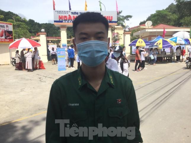 Sắc xanh tươi trẻ kỳ thi tốt nghiệp THPT ở xứ Lạng ảnh 3