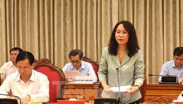 Bộ chính trị, Ban bí thư làm việc với Ban thường vụ Tỉnh ủy Lạng Sơn ảnh 1