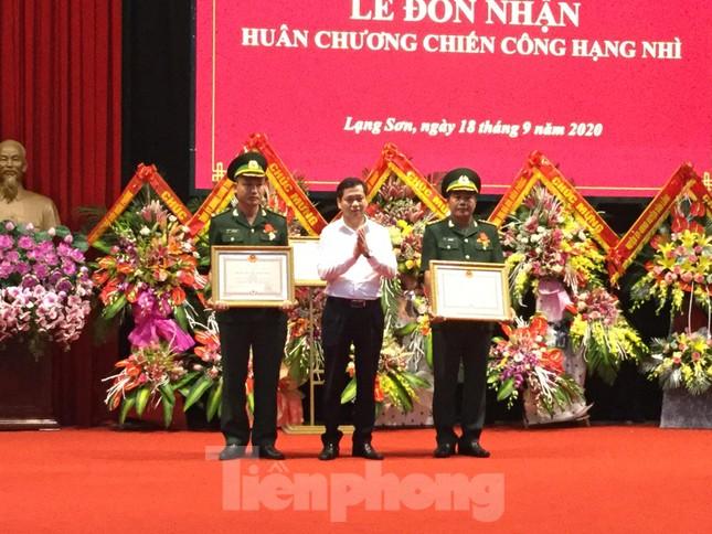 Bắt ma túy 'khủng', Biên phòng Lạng Sơn nhận huân chương Chiến công ảnh 3