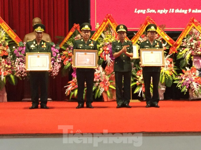 Bắt ma túy 'khủng', Biên phòng Lạng Sơn nhận huân chương Chiến công ảnh 4