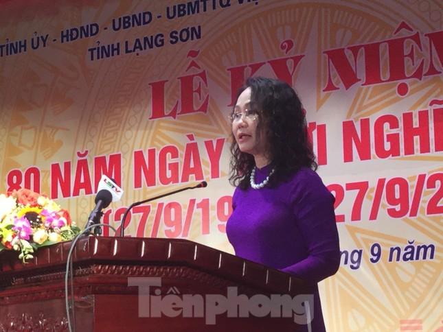 Lạng Sơn: Lễ kỷ niệm 80 năm khởi nghĩa Bắc Sơn ảnh 2