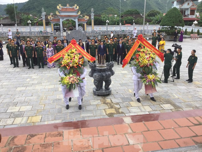 Lạng Sơn: Lễ kỷ niệm 80 năm khởi nghĩa Bắc Sơn ảnh 4