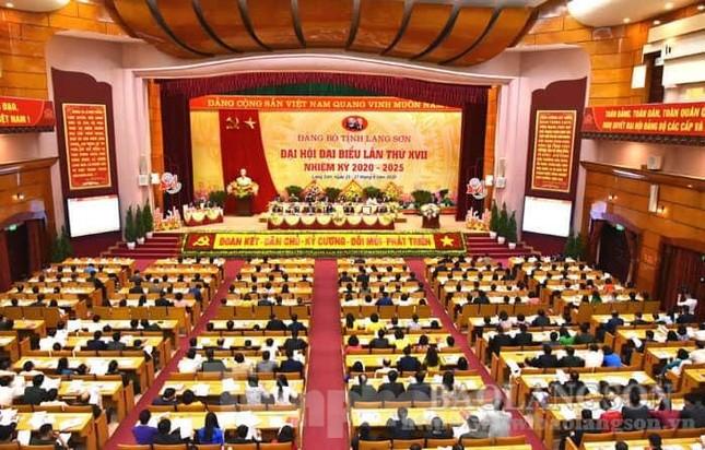Trưởng ban tổ chức Trung ương chỉ đạo Đại hội Đảng bộ Lạng Sơn ảnh 1