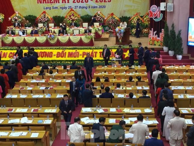 Trưởng ban tổ chức Trung ương chỉ đạo Đại hội Đảng bộ Lạng Sơn ảnh 5