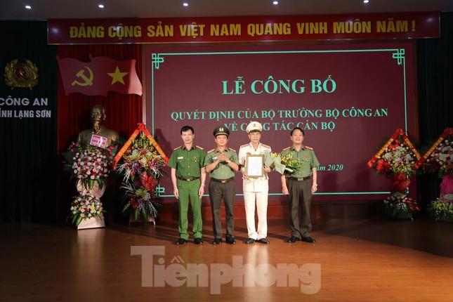 Đại tá Nguyễn Minh Tuấn làm Phó Giám đốc công an tỉnh Lạng Sơn ảnh 1