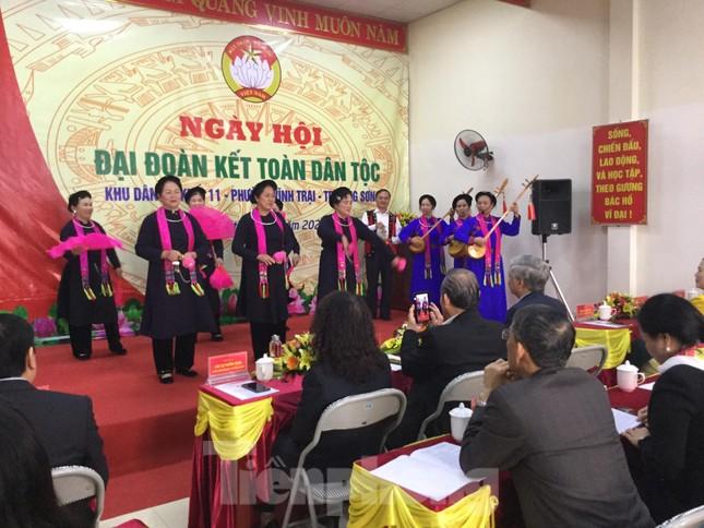 Phó Thủ tướng Trương Hòa Bình dự ngày hội đoàn kết toàn dân ở Lạng Sơn ảnh 5