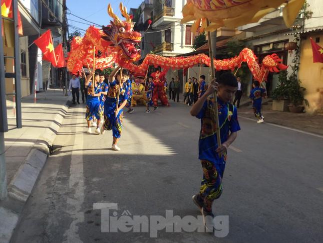 Phó Thủ tướng Trương Hòa Bình dự ngày hội đoàn kết toàn dân ở Lạng Sơn ảnh 6