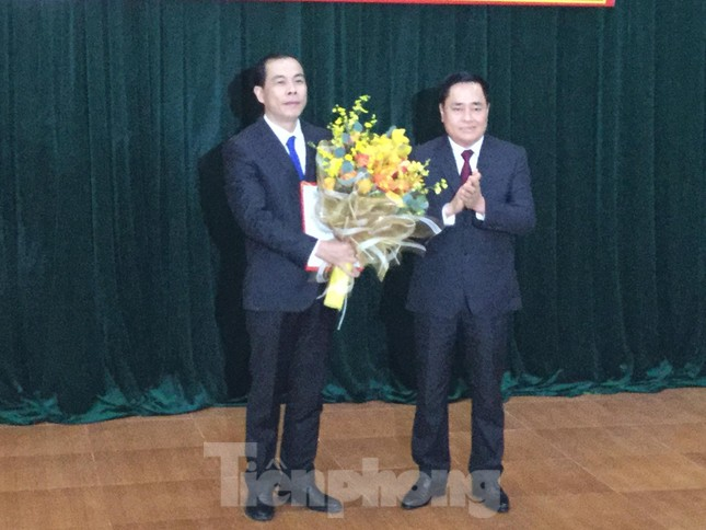 Bổ nhiệm nhiều lãnh đạo sở, ngành tỉnh Lạng Sơn ảnh 1