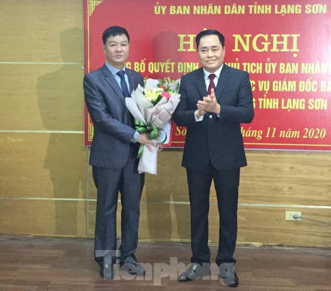 Bổ nhiệm nhiều lãnh đạo sở, ngành tỉnh Lạng Sơn ảnh 2
