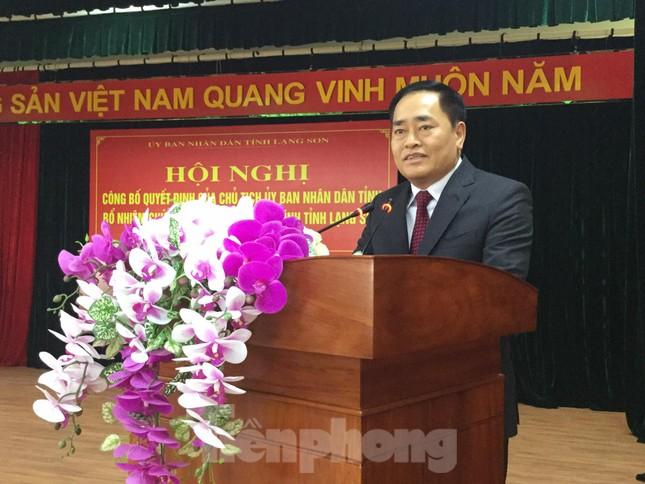 Bổ nhiệm nhiều lãnh đạo sở, ngành tỉnh Lạng Sơn ảnh 3